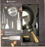 Deals on Members Mark Gourmet 7 piece Griddle Tool Set