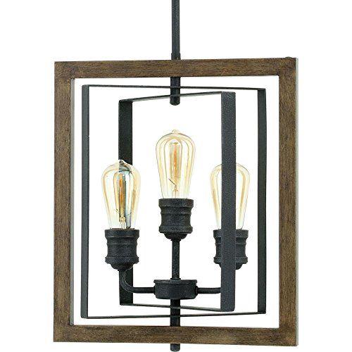Home Decorators Collection 7921hcd Palermo Grove 3 Light Gilded Iron Pendant
