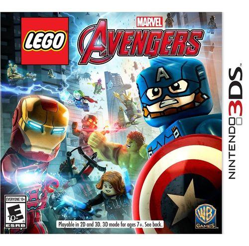 Warner Bros. Lego Marvel's Avengers (Nintendo 3DS) Video