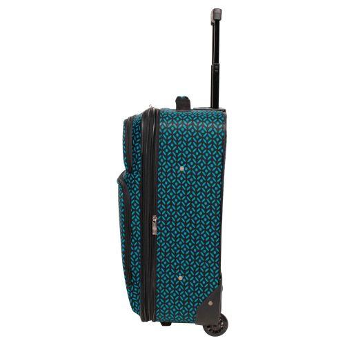 62f474eb57b5 Skyline Carry On Luggage Set 3pc Set - Teal 618842346790