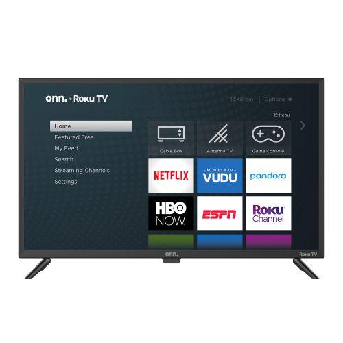 onn 32″ Class HD (720P) Smart LED TV (100012589)