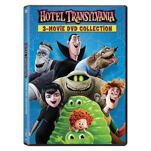 Dvd Hotel Transsilvanien 3