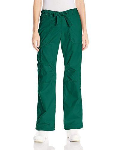 4b4741b4c01 KOI 701HUNSM Women's Lindsey Ultra Comfortable Cargo Style Scrub Pants,  Hunter, Small