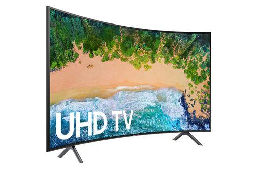 Samsung 55″ Class Curved 4K (2160P) Smart LED TV (UN55NU7300FXZA)