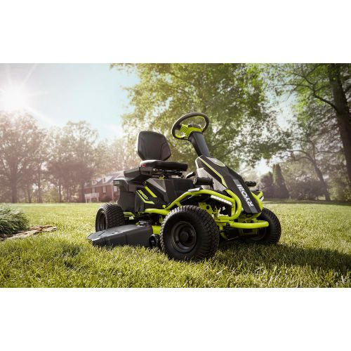Ryobi Ry48111 38 In 100 Ah Battery Electric Riding Lawn