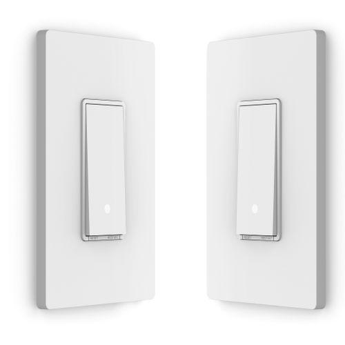 Merkury Innovations MI-WW112-199W 3-Way Switch, White